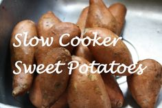Tricia's Slow Cooker Sweet Potatoes Recipe at Food Allergies on a Budget