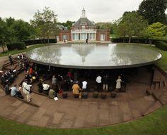 Architizer Blog » Ai Wei Wei and Herzog & de Meuron's Serpentine Pavilion Opens!