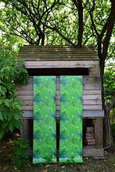 #rumruk #wallpaper #palms #green #blue #nature