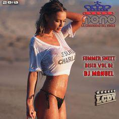 La Comunidad Del Vinilo: Summer Sweet Disco Vol 02 - Dj Manuel