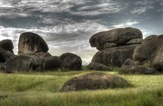 Jos, Nigeria - Africa ---  I so recognized this photo - driven by this particular rock pile many many times in my childhood!  :)