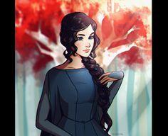 Lyanna Stark by Marina-Shads on DeviantArt