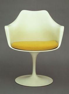 Tulip Armchair (model 150)  Eero Saarinen (American, born Finland. 1910–1961)