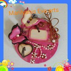 Portallaves handmade by Marilyanis Eva Arts