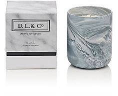 D.L. & Co Midnight Tuberose Candle - Candles - 504585457