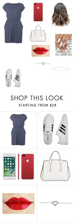 """""""Good Morning"""" by my-volleyball-world ❤ liked on Polyvore featuring Dorothy Perkins, adidas, French Connection and Suzanne Kalan"""