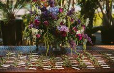 Melody + Ash's Spring Wedding at Planterra Conservatory   Photo Credit: Jill Devries