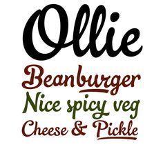 Ollie ~ Dave Rowland