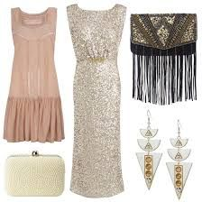 great gatsby dresses - Google Search The pink one