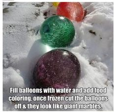 Make Water Balloon Marbles | Fun Things to Do in the Summer for Teens