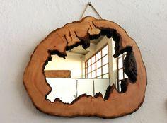 egedeneve.com, Ege bölgesinden doğal ahşap ürünler ~ Kayın Ağacı Ayna