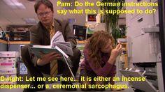 Love Dwight!