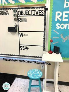 Amazing Classroom Reveal: Using a Cricut for Classroom Decor -
