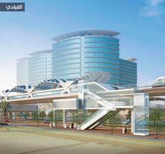 بالفيديو: أكبر 10 مشاريع اقتصادية في الرياض @alqiyady