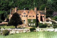 Chartwell--the home of SIr Winston Churchill