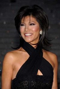 Classy, funny and smart-  Julie Chen