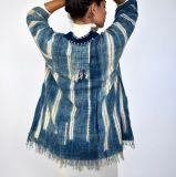 trinity shibori indigo jacket