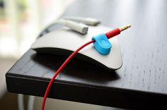 Always Keep Cables In Reach With This Awesome Magnetic Cable Holder