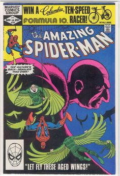 Title: Amazing Spider-Man | Year: 1963 | Publisher: Marvel | Number: 224 | Print: 1 | Type: Regular | TitleId: bba0d660-be80-4eaa-888f-48e95a3afb72