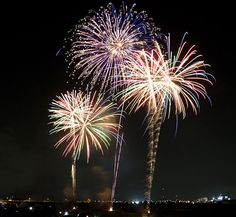 Tips for taking great photos of fireworks