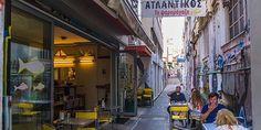 Οι μυστικές «τρύπες» της Αθήνας Attica Greece, My Town, Neoclassical, Athens, City, Building, Neoclassical Architecture, Buildings, Cities