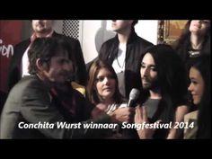 Conchita Wurst wint het Eurovisie Songfestival 2014