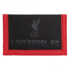 LFC Wallet Black/Red | Liverpool FC Official Store