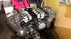 Buggy cross has double engine 1100 gsxr carburetors racing mikuni rs36, thank you mpp-R.