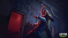 Fight Back or Die Trying This Fall in 'Last Year: The Nightmare' Horror Video Games, Battle Royale, Horror Art, Concert, Weird, Fall, Happy, Collection, Games