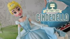 How to make a Disney Princess doll cake of Cinderella from the Walt Disney film classic. In this cake decorating tutorial I show you how to make Cinderella a...