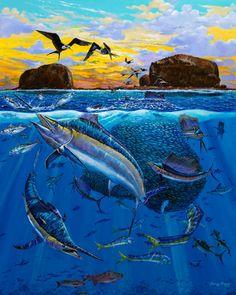Carey Chen - Bat Island