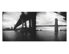 Bridgescape, NYC - Do I need a photo of the Brooklyn Bridge in my new Brooklyn home? Probably.