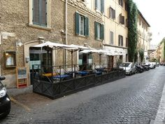 Visit  L'Asino d'Oro in Rome. A restaurant recommended by Bobby Flay and Mario Batali.