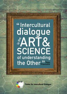 CID Poster #3: Intercultural Dialogue Definition
