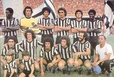 Botões para Sempre: Botafogo RJ 1977 - Gulliver carinhas