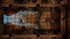 Kobolds in the Warehouse - A3 Print