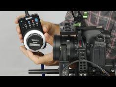 Pro Wireless Follow Focus CAME-TV.com - YouTube