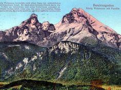 Von eisigen Gletschern, verborgenen Schätzen, Riesen und Hirten und wilden…