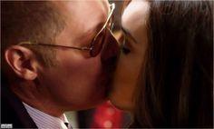 Lizzington - Red & Liz as Romantic Couple - James Spader The Blacklist