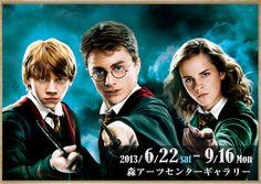 ハリー・ポッター展 / Harry Potter Exhibition at Mori Tower (Jun 22 - Sep 16 2013)