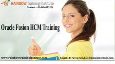 Rainbow Training Institute offering Oracle Fusion  hcm Training Course in Hyderabad,Pune,Chennai,Mumbai, Bangalore, India, USA, UK,Australia, New Zealand, UAE, Saudi Arabia, Pakistan, Singapore, Kuwait