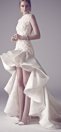 Ashi Studio Spring 2015 Bridal Collection
