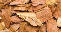 One of my friends was telling me about smoking his food over Jack Daniels wood chips.  I guess they use old Jack Daniels barrels and mulch them.  That must give the food an awesome flavor that is cooked over this wood.