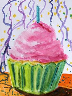 Celebration 2 by John Williams Cupcake Images, Cupcake Art, Oven Canning, Yummy Cupcakes, Edible Art, Art Pages, Sprinkles, Fine Art America, Celebration