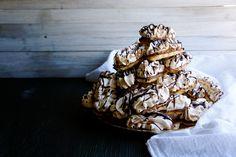 Snezhinki (Snowflake Cookies)
