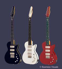 St. Blues Guitars