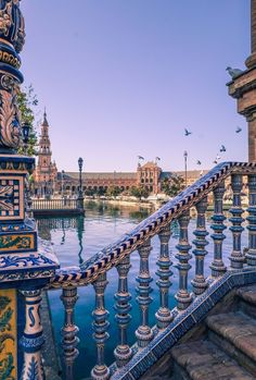 Seville Photography - What comes to mind when you think of Seville, Spain? My first thought is how beautiful the city is, with large green spaces, tropical parks and gorgeous architecture. This is why I want to share my Seville photography with you.