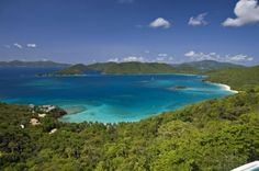 Caribbean, USVI, St. John, Peter Bay
