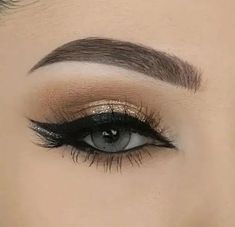 Most beautiful stunning makeup looks for green eyes 1