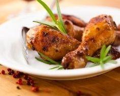 Cuisses de poulet au miel (facile, rapide) - Une recette CuisineAZ